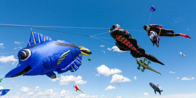 Windscape Kite Festival, Swift current Saskatchewan