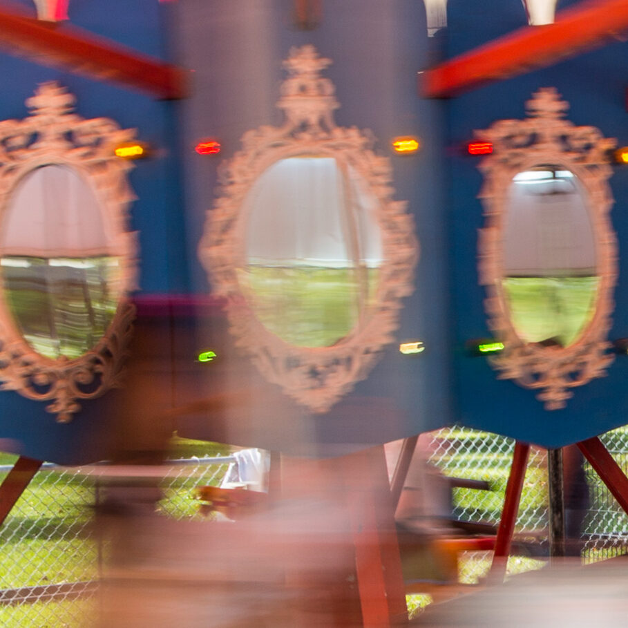 City of Saskatoon offers free rides (normally $1 per ride) on the last day of operation of the Kinsmen Park train and carousel